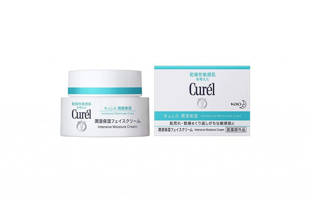 Curel Intensive Moisture Cream 40g