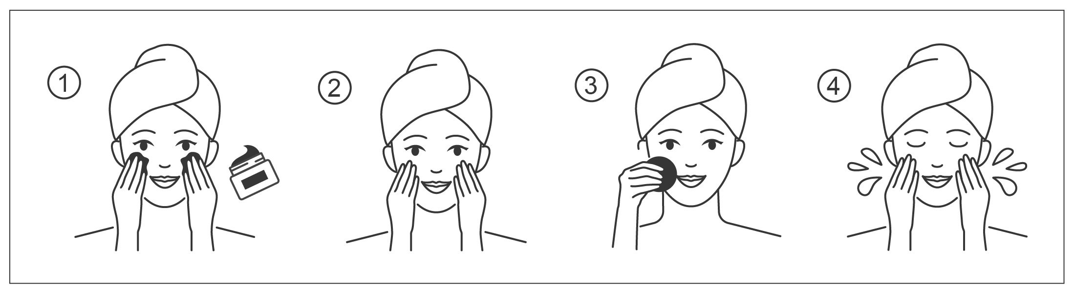 How to Use Coconut Oil to Remove Makeup Step by Step
