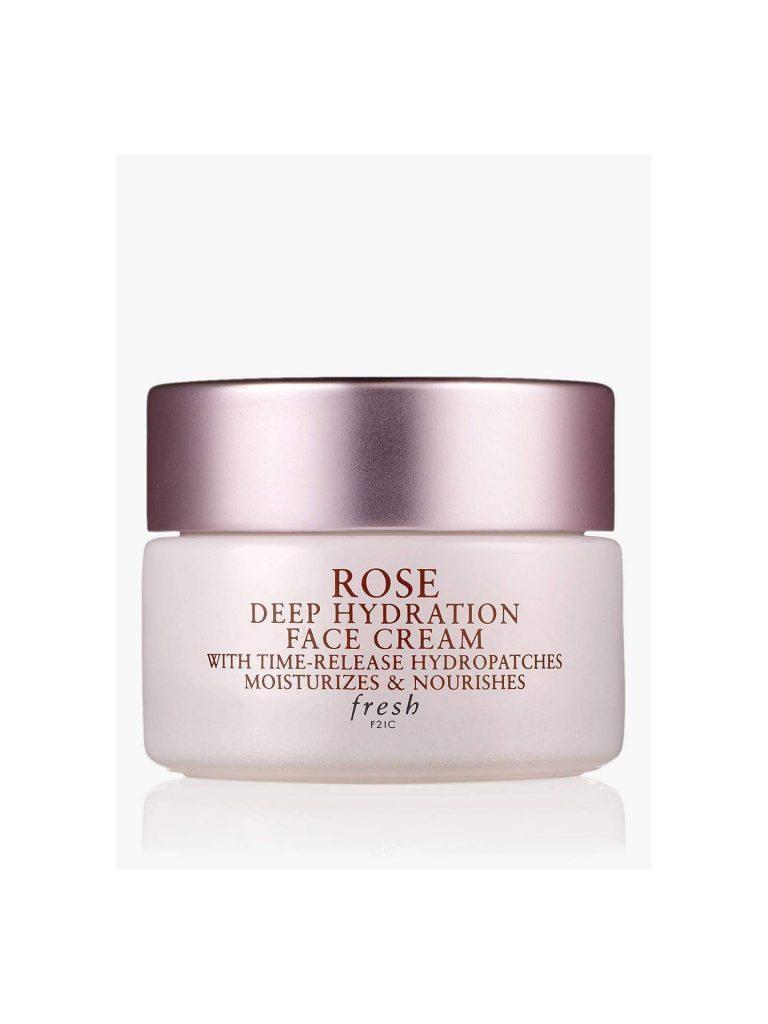 Fresh Rose Deep Hydration Face Cream, 15ml